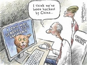So APT Is China *snicker* Now What? | Chinese Cyber Code Conflict | Scoop.it