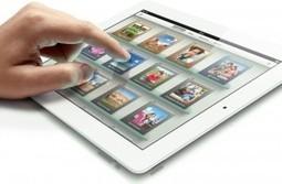Le nouvel iPad s'impose davantage dans les entreprises | Tablettes tactiles et usage professionnel | Scoop.it
