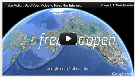 ZENDOS Tecnologia: Campaña para mantener Internet libre y sin límites | Pedalogica: educación y TIC | Scoop.it