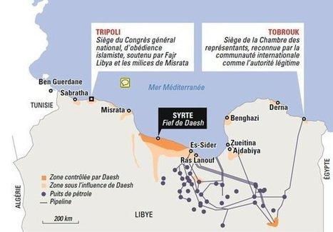 Libye : jusqu'où ira Daesh ? - JeuneAfrique.com | Voix Africaine: Afrique Infos | Scoop.it