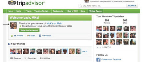 TripAdvisor concedes Trip Friends didn't work out as planned   Tourism Social Media   Scoop.it