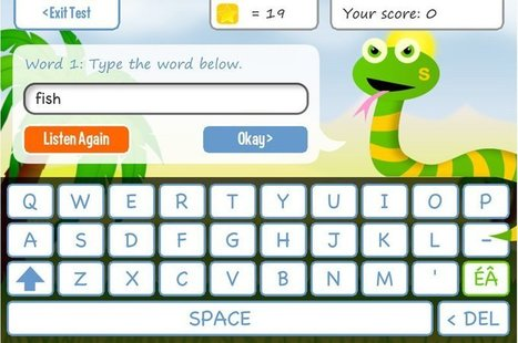 Best phonics, literacy apps for kids - reading, writing, spelling apps ... - PC Advisor | Best Apps for Education | Scoop.it