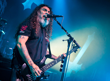 Slayer Debut New Song 'Implode' During Surprise Golden Gods Appearance | Slayer to release first album since death of Jeff Hanneman | Scoop.it