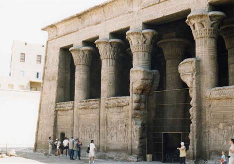 The Temple of Esna | Explore Egypt Travel | Scoop.it