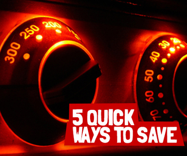The five quickest ways to save money on your energy bills | Green and Environment | Scoop.it
