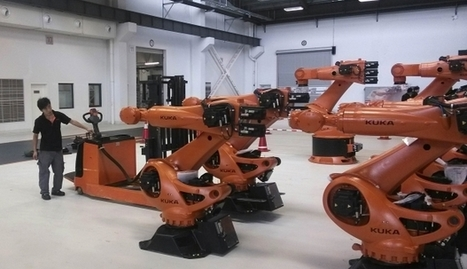 Building work starts on first all-robot manufacturing plant in China's Dongguan | WORK LAB | Scoop.it