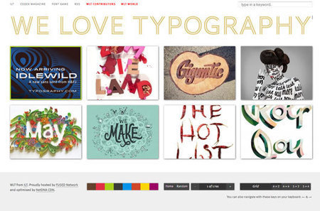 35+ Typography Blogs to Skyrocket Your Creativity | Crazy Pixels | Public Relations & Social Media Insight | Scoop.it