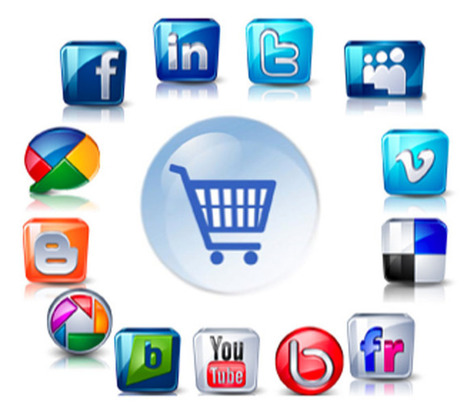 E-commerce: l'1% degli acquisti da nuovi consumatori proviene dai social media | Social Media @comunicazionare | Scoop.it