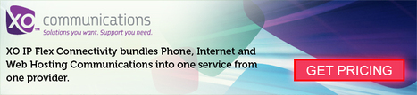 XO IP Flex Connectivity Bundles Phone, Internet and Web Hosting into One Service   Cloud, Telecom, and Internet   Scoop.it
