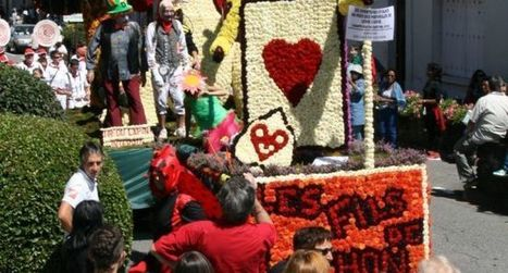 Luchon, la fête aux 500 000 fleurs | Historic Thermal Cities Villes Thermales Historiques | Scoop.it