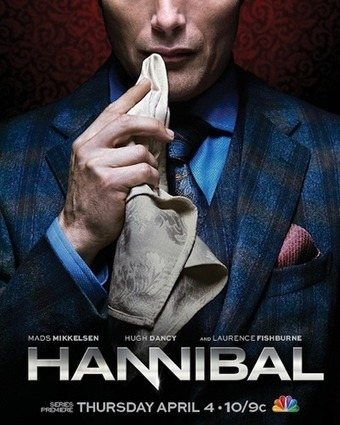 Il Trailer di Hannibal, la Serie TV con protagonista il Dottor Lecter | Serie TV | Scoop.it