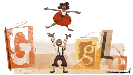 Search Marketing Expo's Facebook Wall: Today's Google Doodle honors swing dancer Frankie Manning. | News from the market | Scoop.it