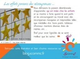 S Comm C, le blog, Les effets pervers des récompenses | Citations | Scoop.it