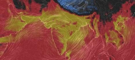 Three maps that show how the horrific temperatures in Telangana and Andhra ... - Scroll.in | AP HUMAN GEOGRAPHY DIGITAL  STUDY: MIKE BUSARELLO | Scoop.it