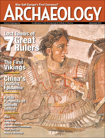 Vikings Deserved Their Fierce Reputation  - Archaeology Magazine | Teaching history and archaeology to kids | Scoop.it