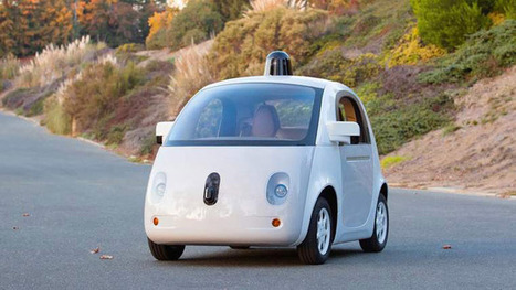 Google Self-drive car ready | Christian Querou | Scoop.it