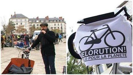 Vélorution dans les rues d'Orléans - France 3 Centre-Val de Loire | Vélo dans l'agglo d'Orléans, et ailleurs | Scoop.it
