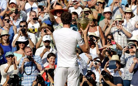Wimbledon spectators warned: Don't use Periscope | SportonRadio | Scoop.it
