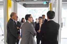 President of University of Nantes visited BNERC | TOYO UNIVERSITY | News from Nantes Saint-Nazaire | Scoop.it