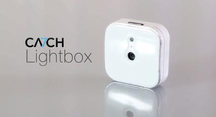 Lightbox, une caméra miniature et connectée qui filme votre vie - Connected-Objects.fr | Objets connectés | Scoop.it