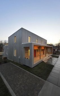 Amazing new house proves that green doesn't have to mean expensive | Renew Cities: Environmental Sustainability | Scoop.it