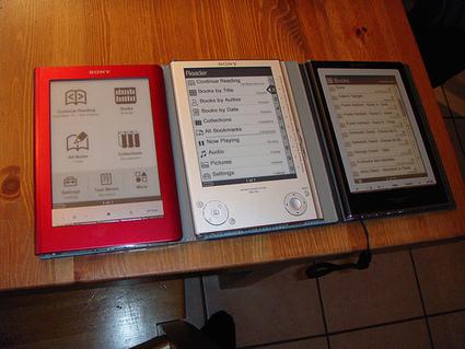 Les usages du livre numérique en France : l'enquête est en cours   Livres et numérique   ebook et compagnie   Scoop.it