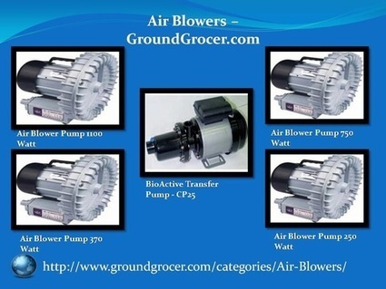 Air Blowers - GroundGrocer | GroundGrocer | Scoop.it