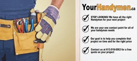 Handymen Services In Ottawa   Handyman Services in Ottawa   Scoop.it