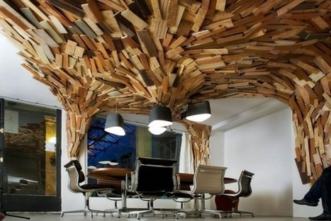 Funky Modern Office Design | Simple Decorating Ideas For Home | Scoop.it