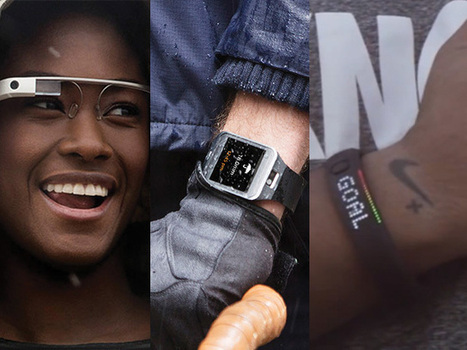 Wearable tech starting to connect with the market | Quantified Self, Lifestyle Design, Wearable Technology, Health, Wellness | Scoop.it