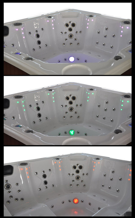 Outdoor Hot Tubs - Offer Healthy and Inspiring Lifestyle | Outdoor Hot Tub: A Perfect Backyard Escape | Scoop.it