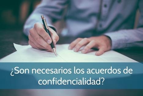 ¿Son necesarios los acuerdos de confidencialidad? | Educacion, ecologia y TIC | Scoop.it
