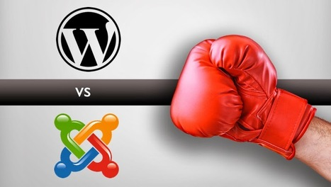 Who Wins The Battle As The Top CMS – WordPress Or Joomla? | Hire WordPress programmers, Hire WordPress Developers India | Scoop.it