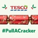 Tesco invites Brits to pull a virtual cracker | Compelling Selling | Scoop.it