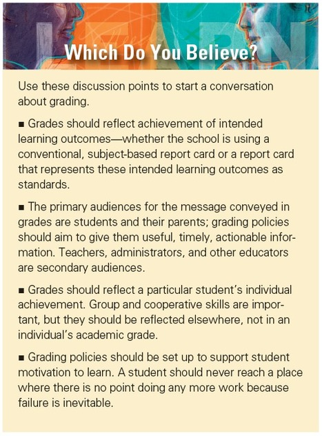 Starting the Conversation About Grading | Assessment | Scoop.it