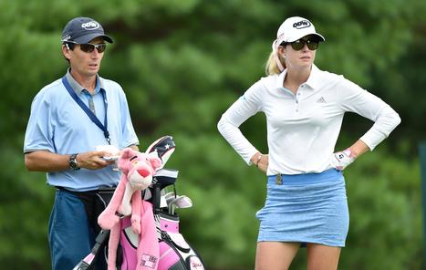 Paula Creamer Parts Ways With Longtime Caddie Colin Cann   LPGA   Scoop.it