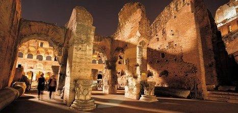 Secrets of the Colosseum   LVDVS CHIRONIS 3.0   Scoop.it