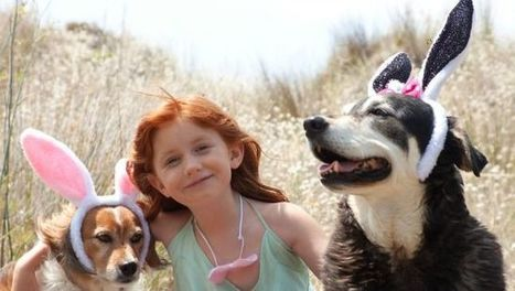 Kids who grow up with dogs and cats are more emotionally intelligent and compassionate | A Community of Dog | Scoop.it