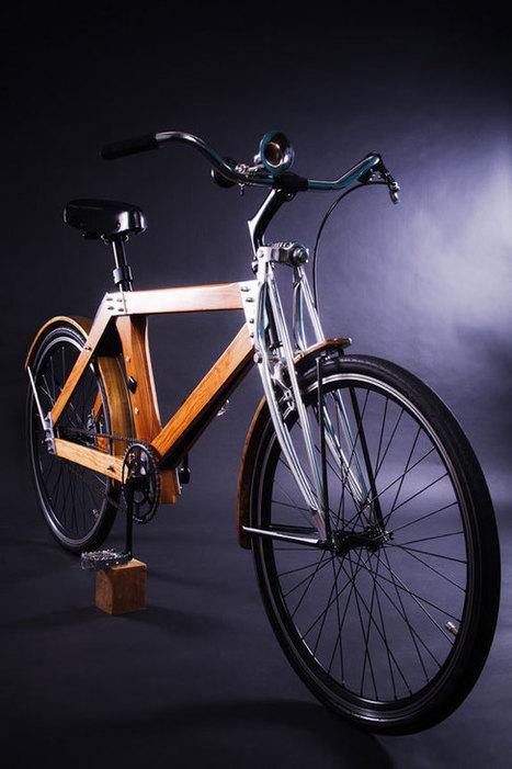 Una bicicleta de buena madera | Chacabuco Noticias | Carpintería y Tic's | Scoop.it