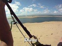 Parapente sur la Dune du Pilat. | Le Bassin d'Arcachon | Scoop.it