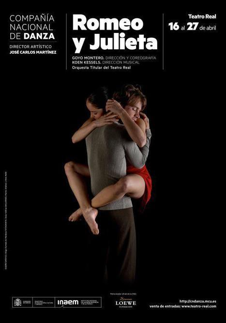 Romeo y Julieta, la pasión | diarioabierto | Terpsicore. Danza. | Scoop.it