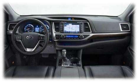 2014 Toyota Highlander Review and Pricing | Cross Over SUV Club | Scoop.it