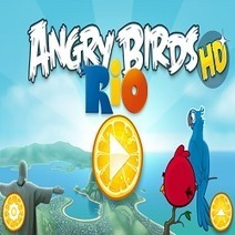 Angry Birds Rio v1.8.0 MacOSX Free Download   MYB Softwares   MYB Softwares, Games   Scoop.it