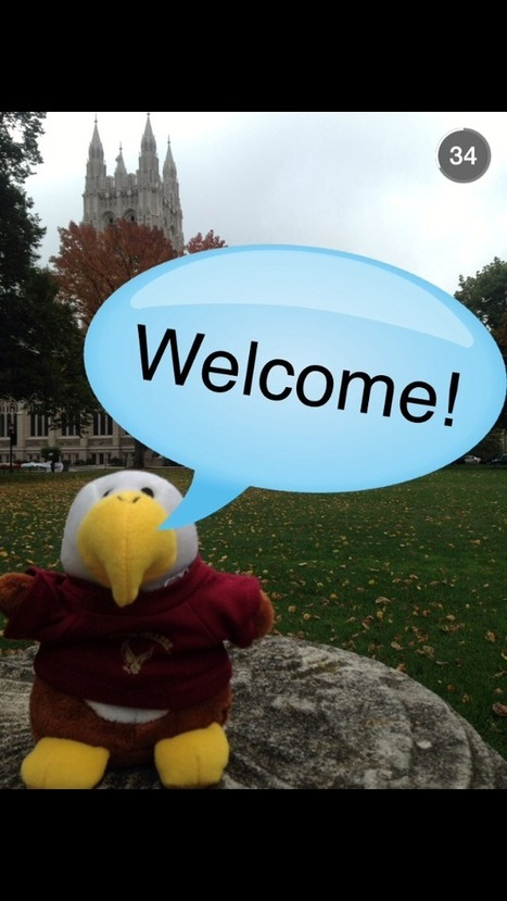 WeAreBC Snapchat | Exploring Social Media in Education | Scoop.it