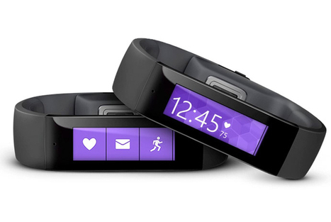 Microsoft Health platform launches with payments-friendly, $199 Band wearable | David Meyer | GigaOM Tech News | Family Technology | Scoop.it