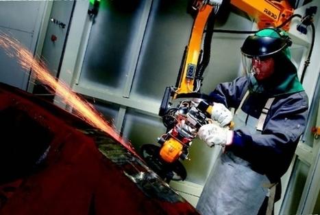Le Labo des Savoirs - La cobotique, travailler avec les robots / NANTES | Une nouvelle civilisation de Robots | Scoop.it