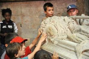 Rodez. Quand les enfants chassent les monstres en ville | L'info tourisme en Aveyron | Scoop.it