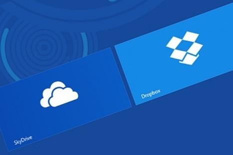 SkyDrive może czuć się bezpiecznie. Dropbox dla Windows 8 to ... | Online storage - Dyski w chmurze! | Scoop.it
