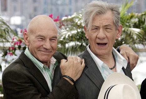 McKellen and Stewart Will Bring Pinter and Beckett to Broadway in the Fall | Samuel Beckett | Scoop.it
