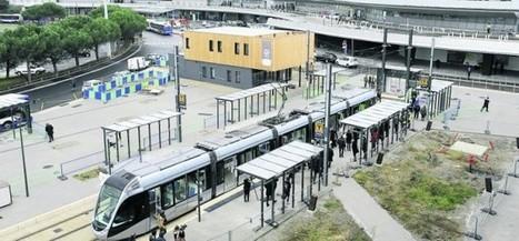 Le tram Envol a roulé jusqu'à l'aéroport | Le Toulouse du futur se construit aujourd'hui | Scoop.it